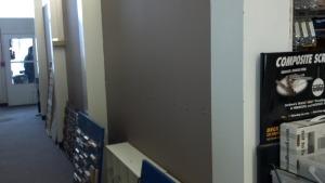 New WindsorONE wall space