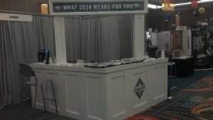 New Booth