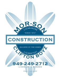 Mor-Son / Clifton Boyz Construction