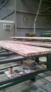 Running some redwood