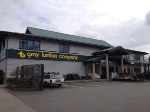 Gray Lumber - Tacoma, WA