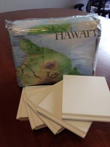 Hawaiian T & G Samples