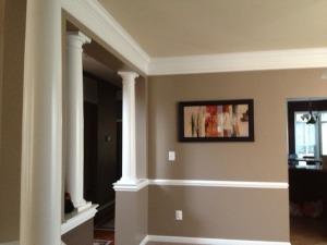 Homeowner's Craftsmanship at it's best in VA