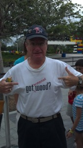 Robin Williams look alike in FL with Windsor gear!
