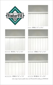 WindsorONE Specialty Boards: Tongue & Groove