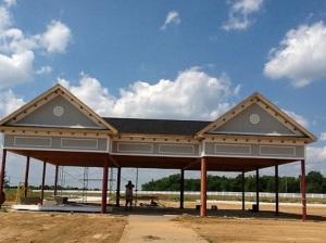 KI Lumber, KY delivers for Evangel Center