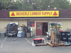 Beckerle Lumber Coffee & Donuts!