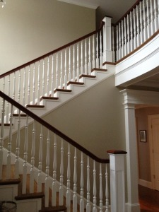 Custom detail by JW Campbell Construction in CT