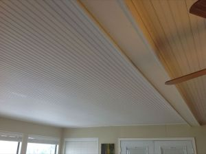 Dress your ceiling up with WindsorONE T&G