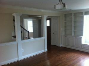 Morris Construction goes Classical Craftsman in VA