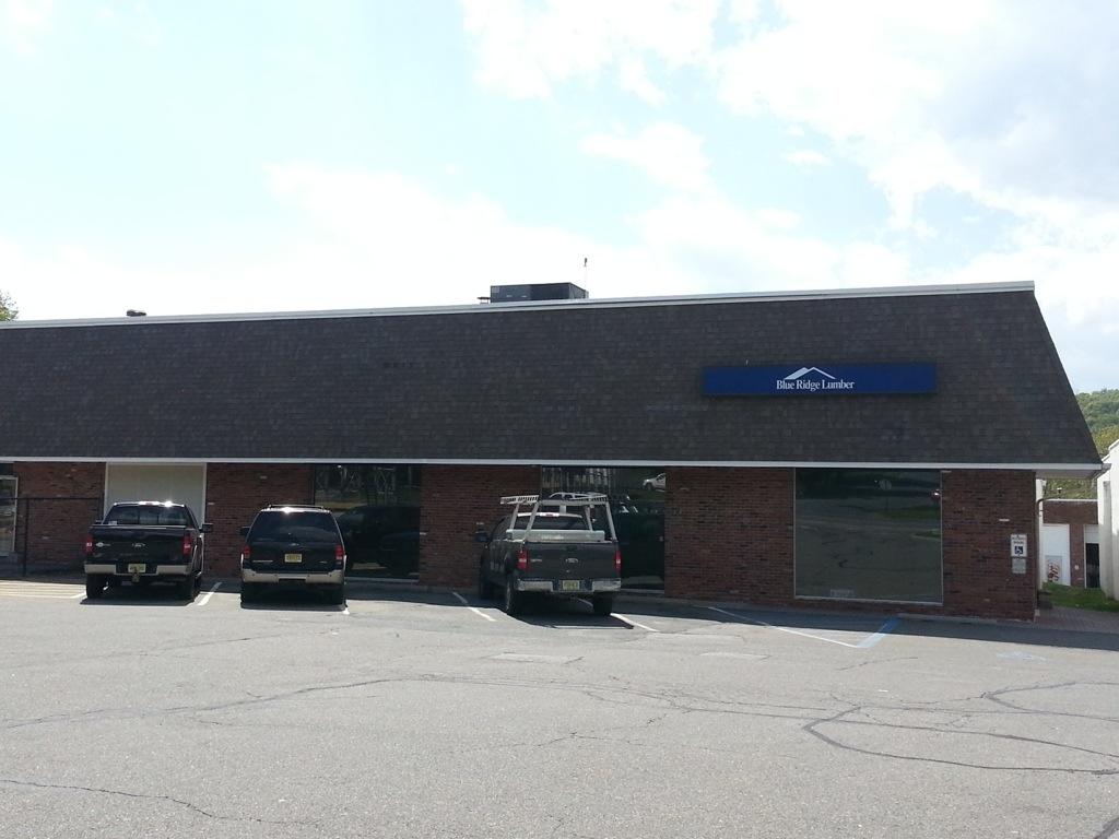 Blue Ridge Lumber's New Location