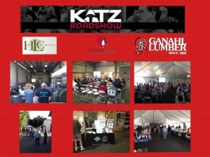 The Katz Roadshow - California 2013