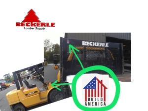 Build America @ Beckerle Lumber , Congers NY