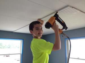 Working With Your Son During The Summer – Priceless
