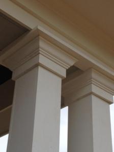 Column Wrap Interior