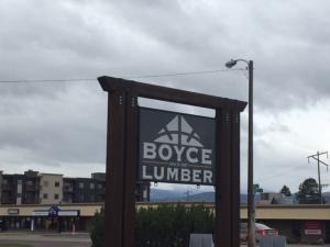 Boyce Lumber: Montana's Premier Lumber Yard!