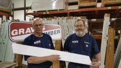 Mike & Tom @ Graves Lumber TKR