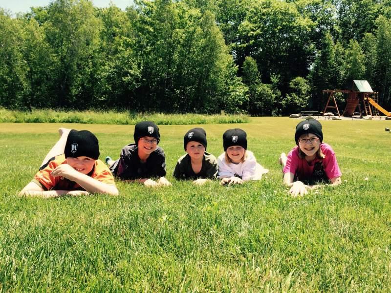 Eryn Hersey Kid Crew