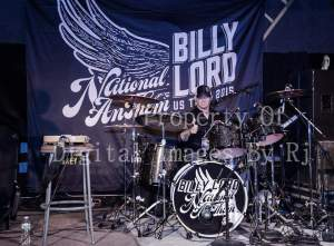 The Billy Lord Band gets signed!