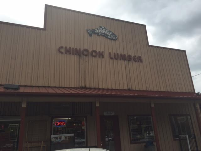 Contractors Welcome at Chinook Lumber